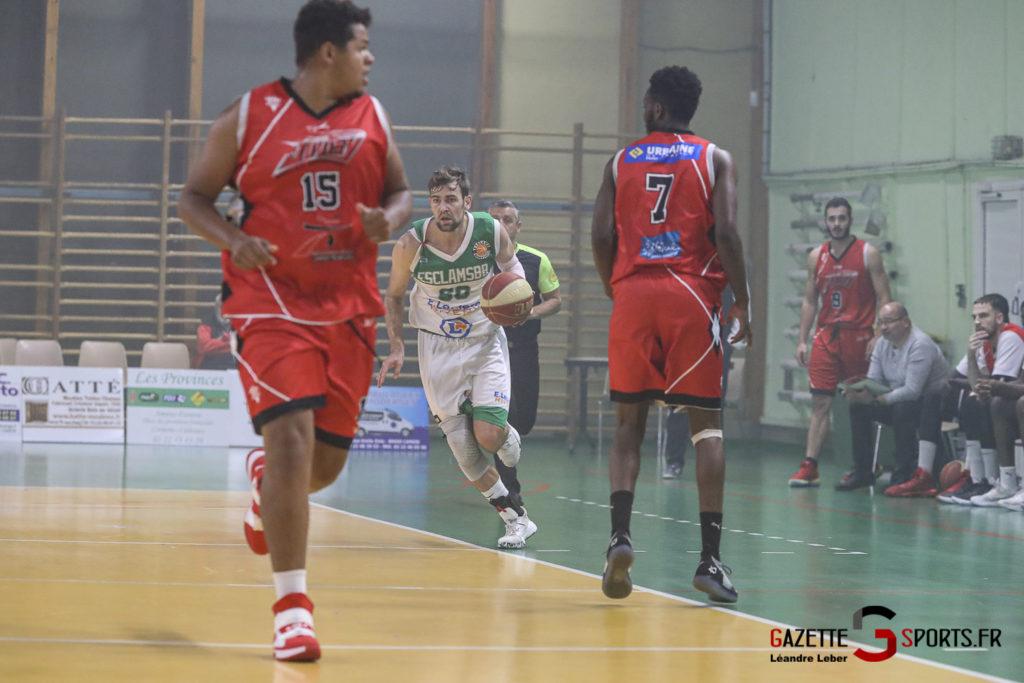 Basket Esclams Longueau Vs Juvisy 0033 Leandre Leber Gazettesports