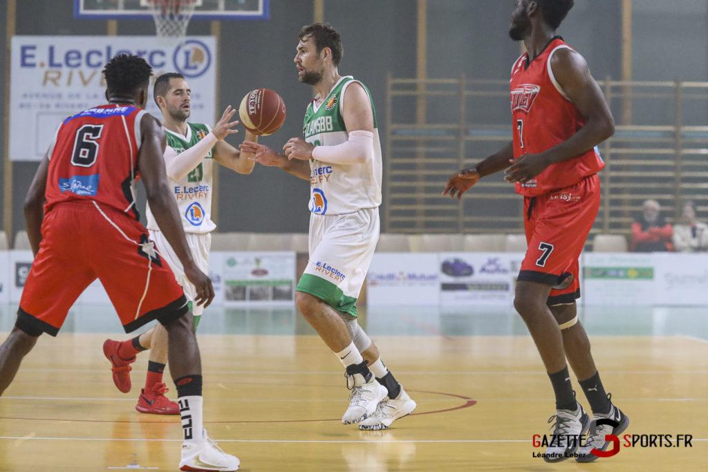 Basket Esclams Longueau Vs Juvisy 0035 Leandre Leber Gazettesports
