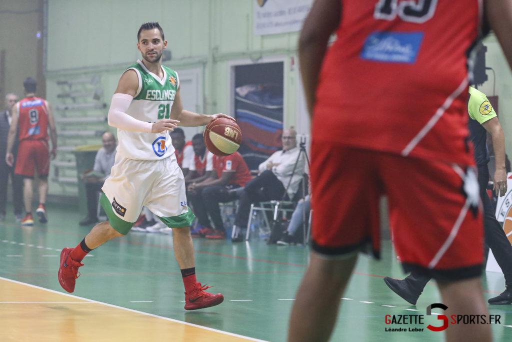 Basket Esclams Longueau Vs Juvisy 0037 Leandre Leber Gazettesports