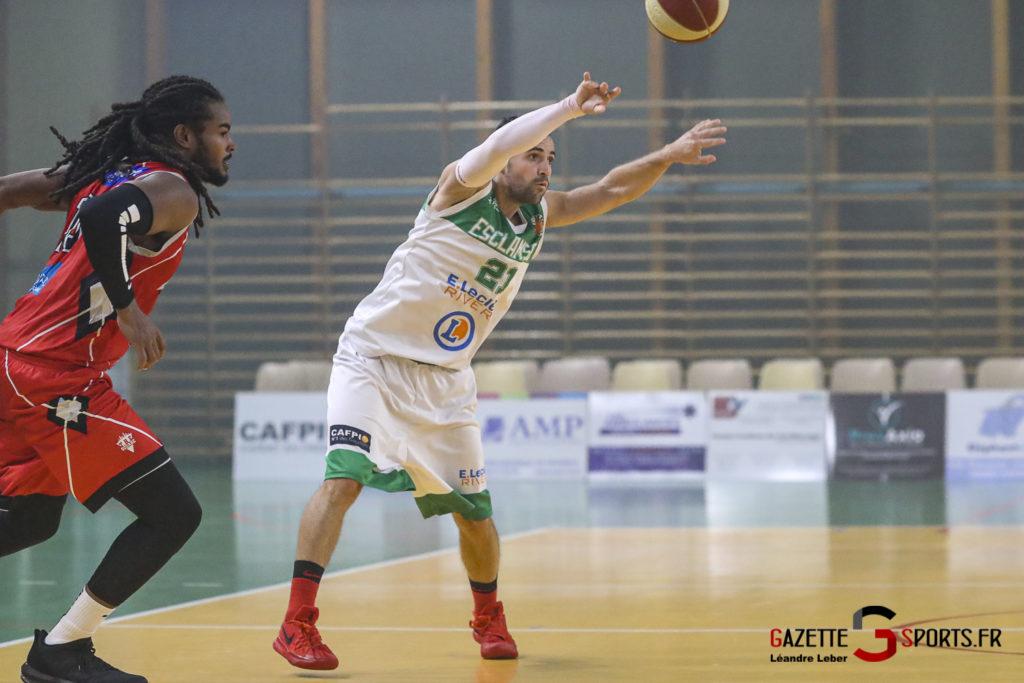 Basket Esclams Longueau Vs Juvisy 0039 Leandre Leber Gazettesports