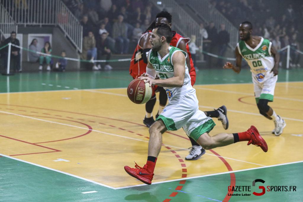 Basket Esclams Longueau Vs Juvisy 0043 Leandre Leber Gazettesports
