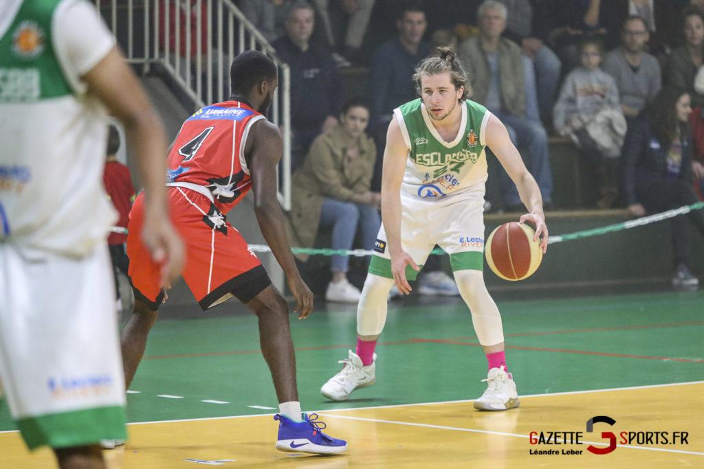 Basket Esclams Longueau Vs Juvisy 0044 Leandre Leber Gazettesports