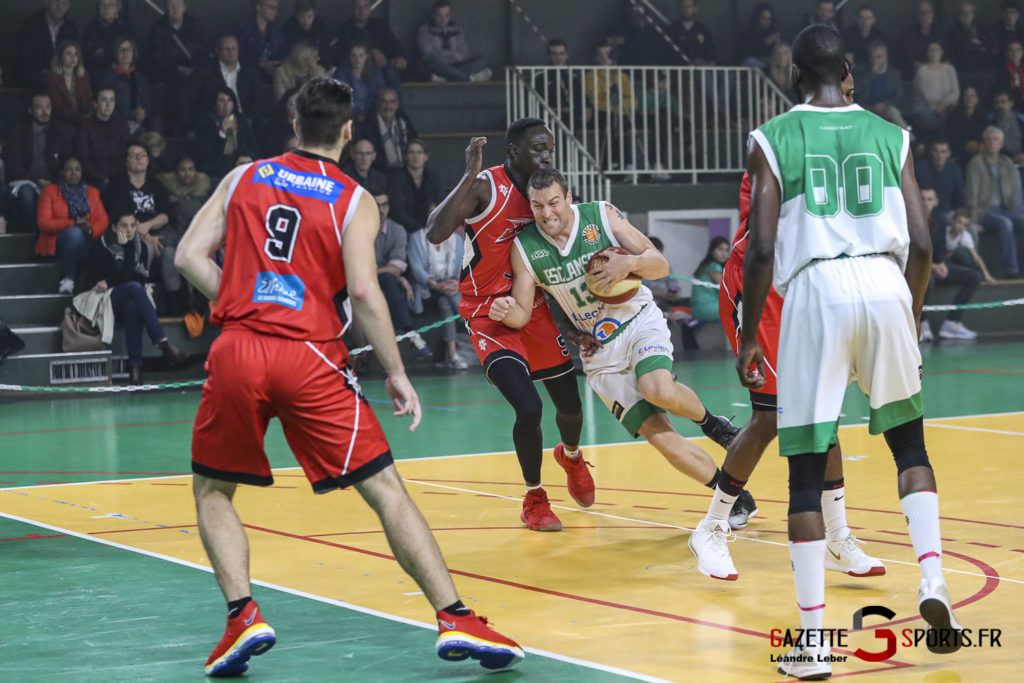 Basket Esclams Longueau Vs Juvisy 0046 Leandre Leber Gazettesports
