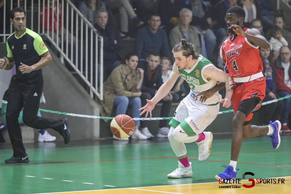 Basket Esclams Longueau Vs Juvisy 0047 Leandre Leber Gazettesports