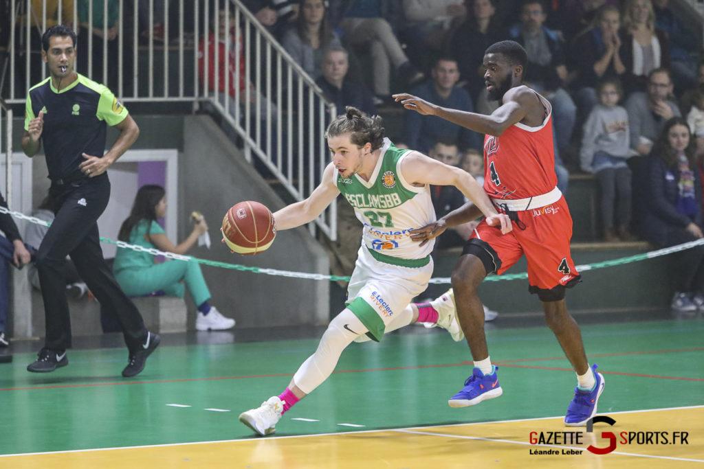 Basket Esclams Longueau Vs Juvisy 0048 Leandre Leber Gazettesports