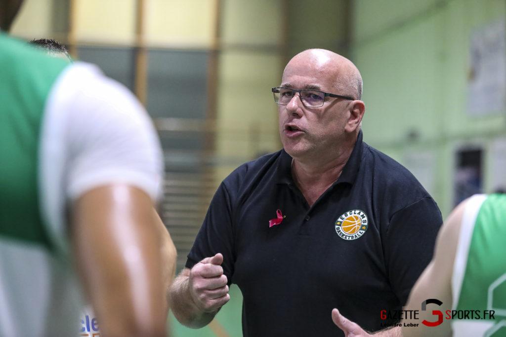 Basket Esclams Longueau Vs Juvisy 0050 Leandre Leber Gazettesports