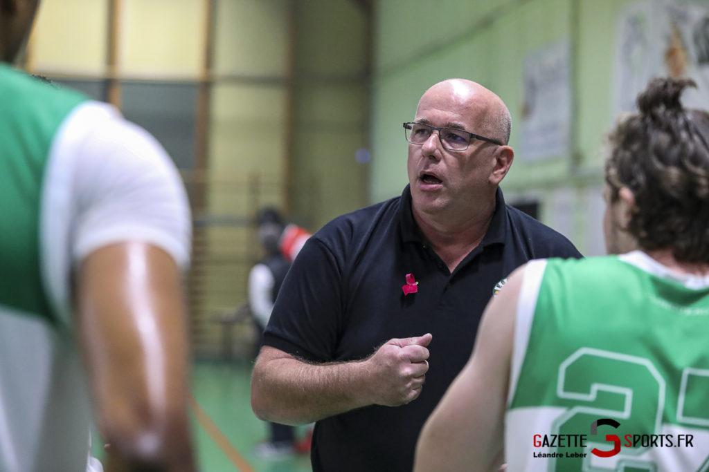 Basket Esclams Longueau Vs Juvisy 0051 Leandre Leber Gazettesports