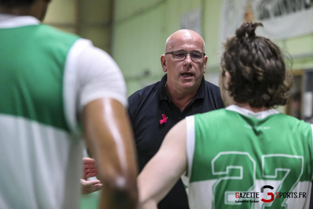 Basket Esclams Longueau Vs Juvisy 0052 Leandre Leber Gazettesports