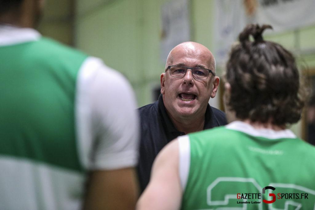 Basket Esclams Longueau Vs Juvisy 0053 Leandre Leber Gazettesports