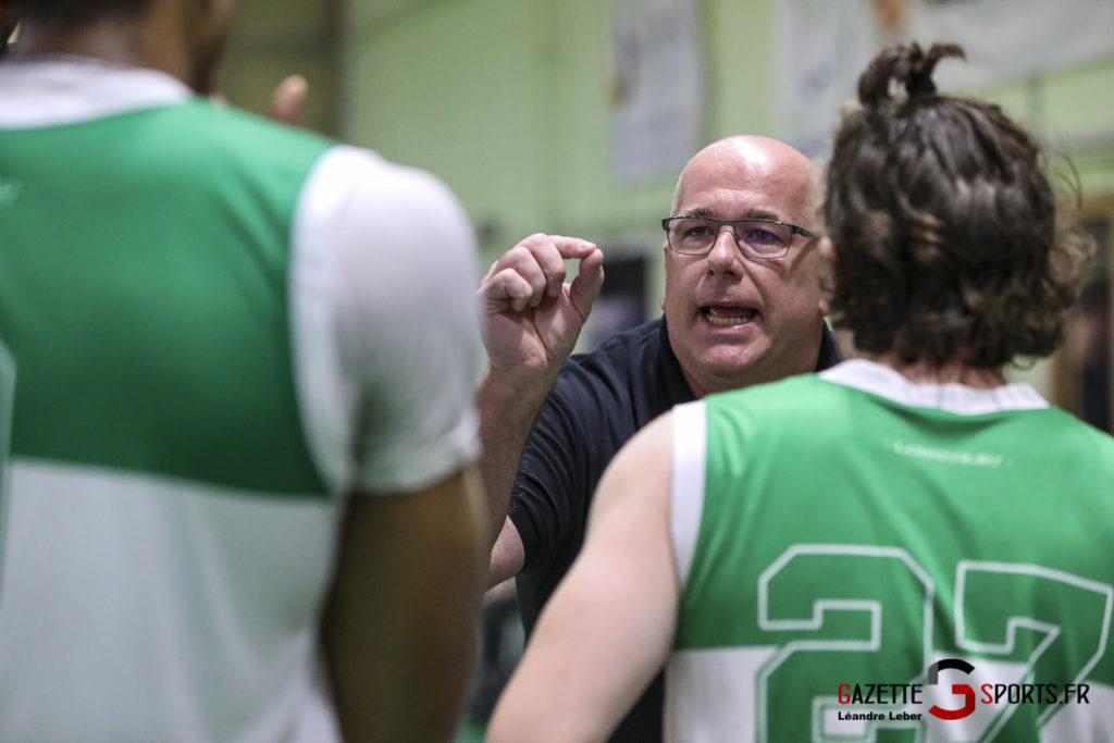 Basket Esclams Longueau Vs Juvisy 0054 Leandre Leber Gazettesports