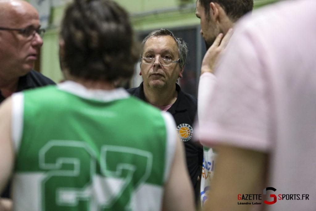 Basket Esclams Longueau Vs Juvisy 0055 Leandre Leber Gazettesports