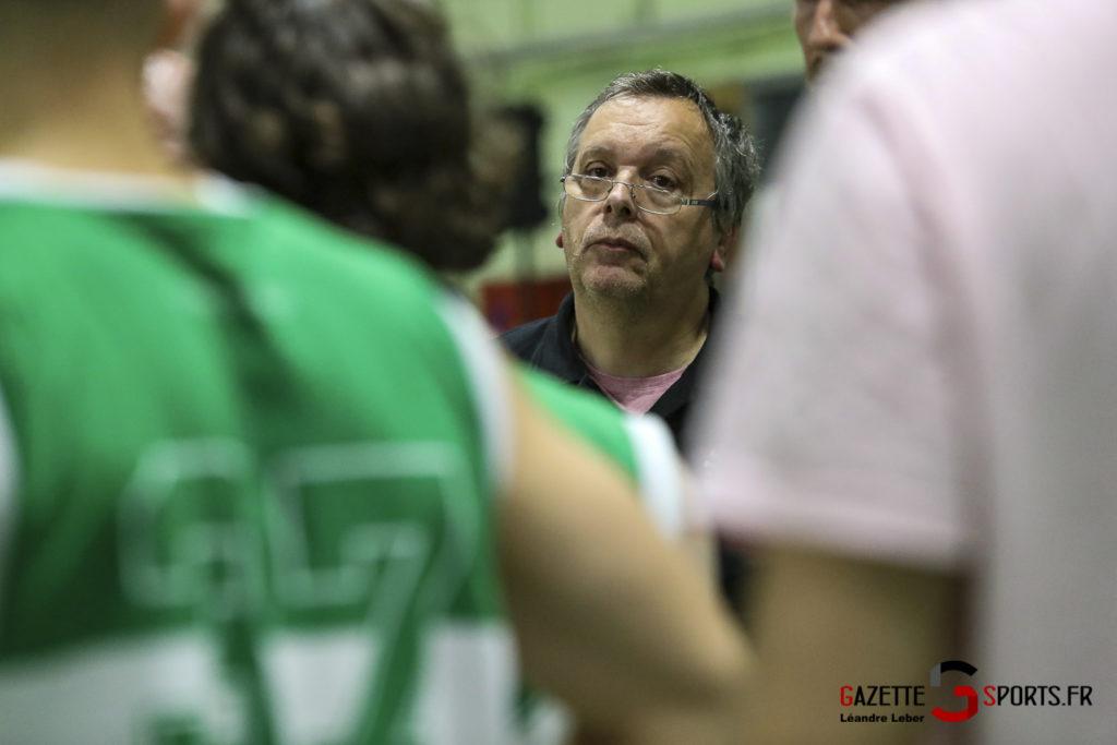 Basket Esclams Longueau Vs Juvisy 0056 Leandre Leber Gazettesports