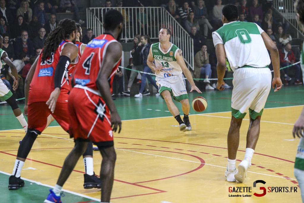 Basket Esclams Longueau Vs Juvisy 0057 Leandre Leber Gazettesports