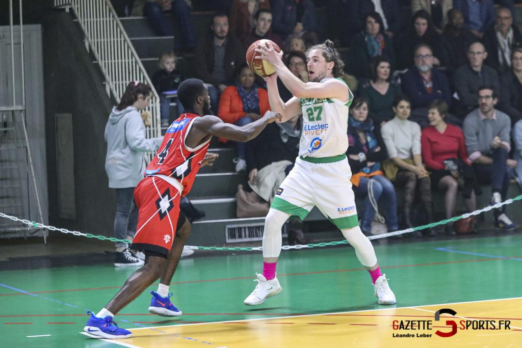 Basket Esclams Longueau Vs Juvisy 0059 Leandre Leber Gazettesports