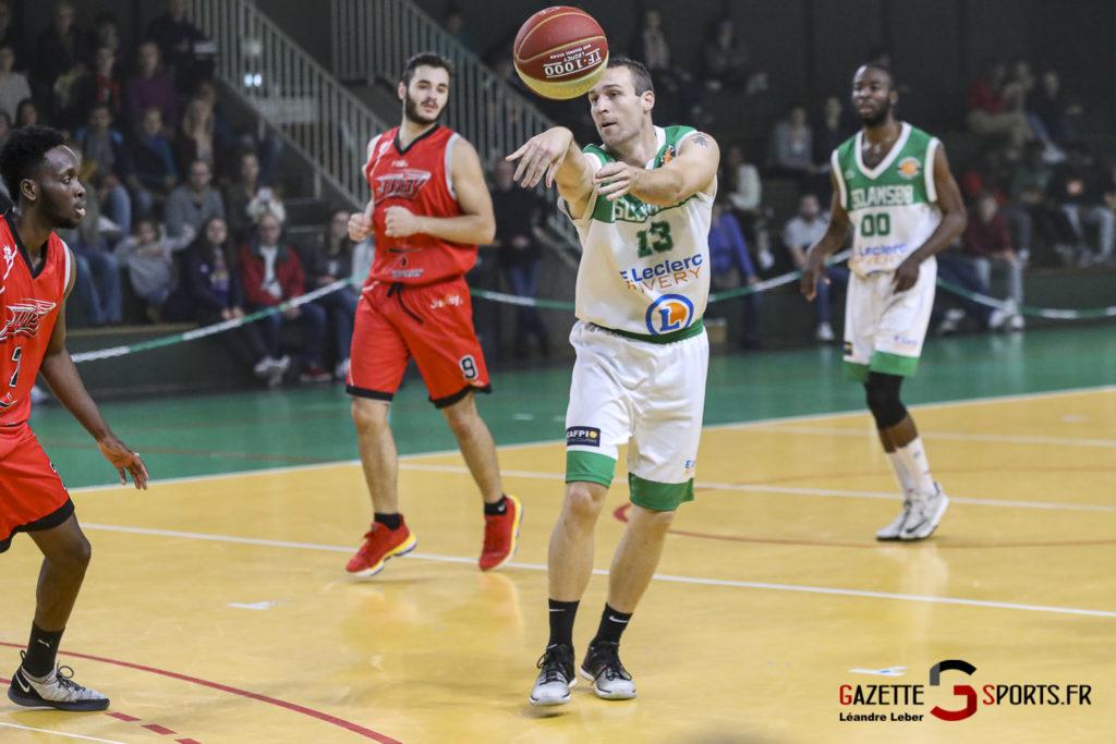 Basket Esclams Longueau Vs Juvisy 0060 Leandre Leber Gazettesports
