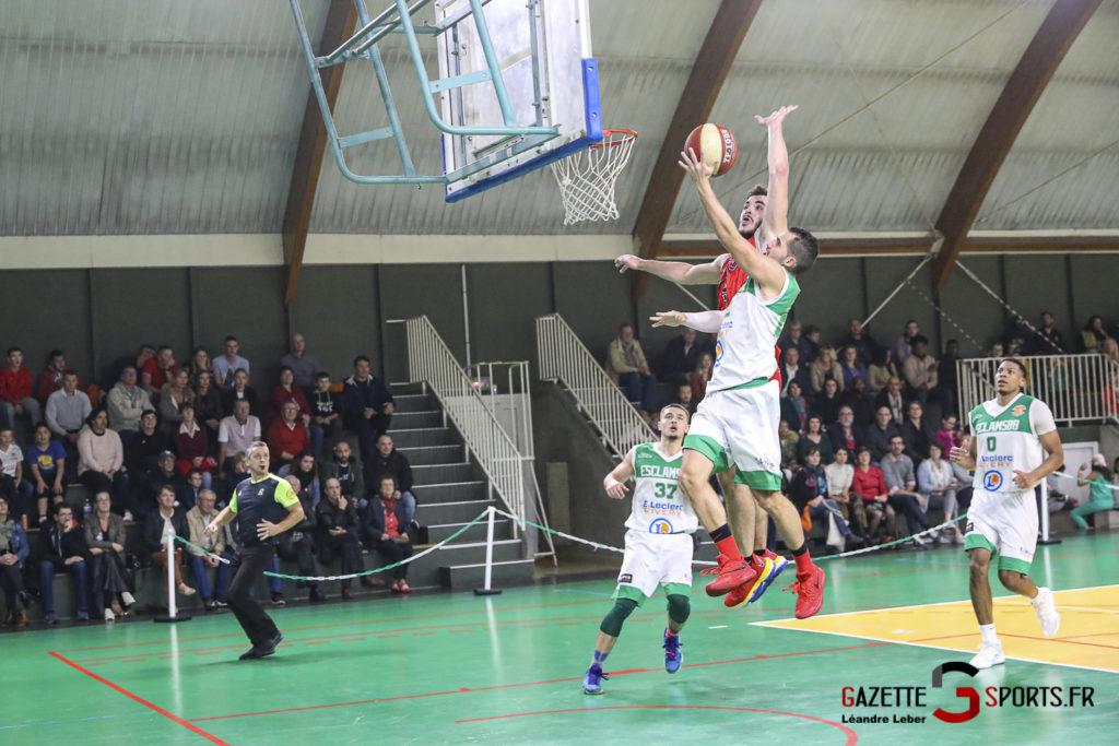 Basket Esclams Longueau Vs Juvisy 0061 Leandre Leber Gazettesports