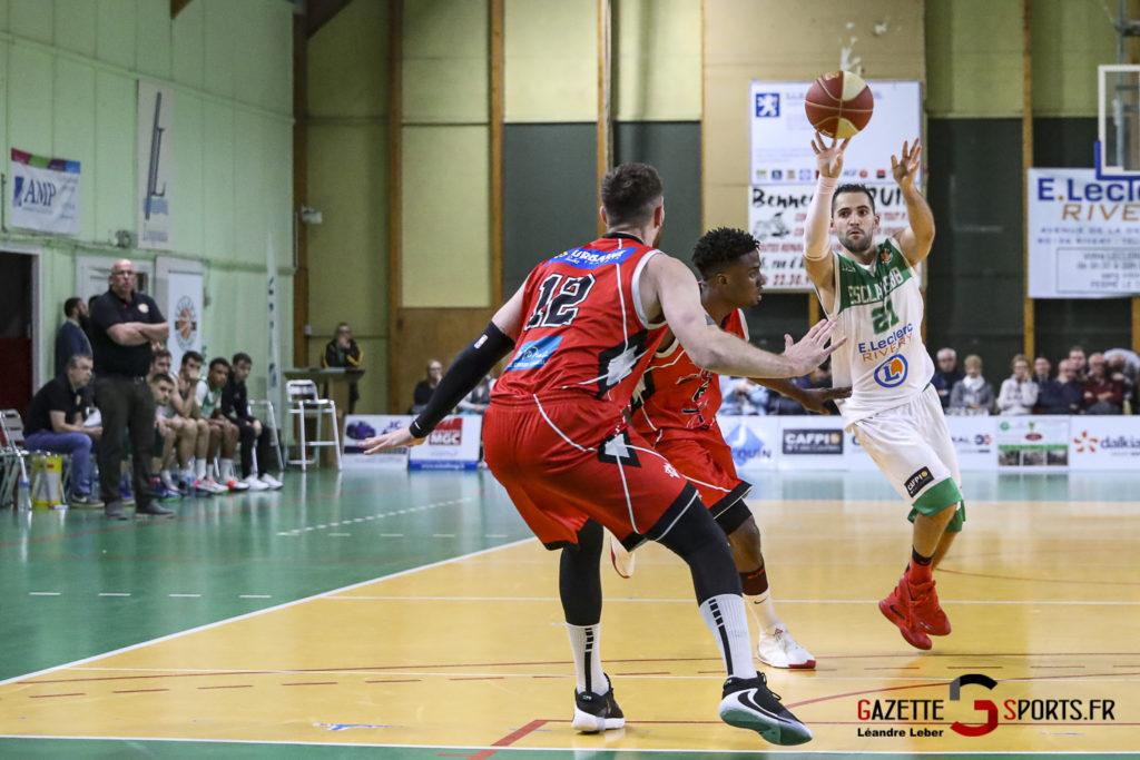 Basket Esclams Longueau Vs Juvisy 0062 Leandre Leber Gazettesports