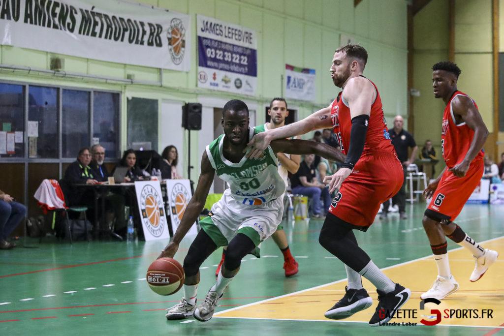 Basket Esclams Longueau Vs Juvisy 0063 Leandre Leber Gazettesports