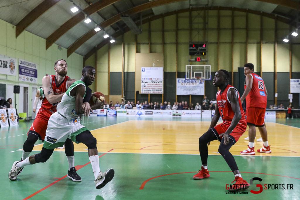 Basket Esclams Longueau Vs Juvisy 0064 Leandre Leber Gazettesports