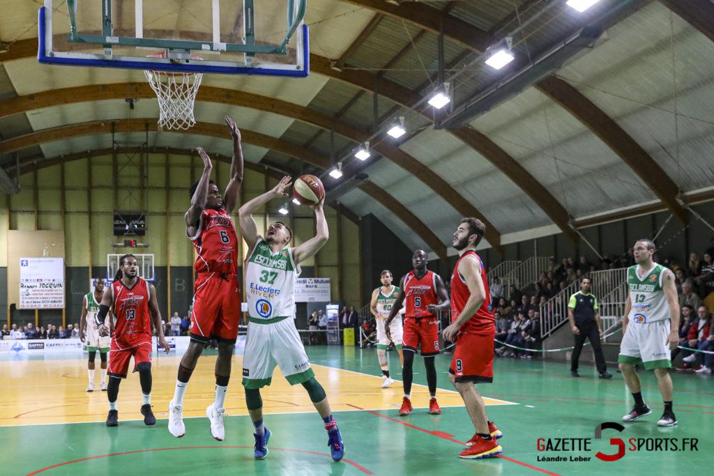 Basket Esclams Longueau Vs Juvisy 0067 Leandre Leber Gazettesports
