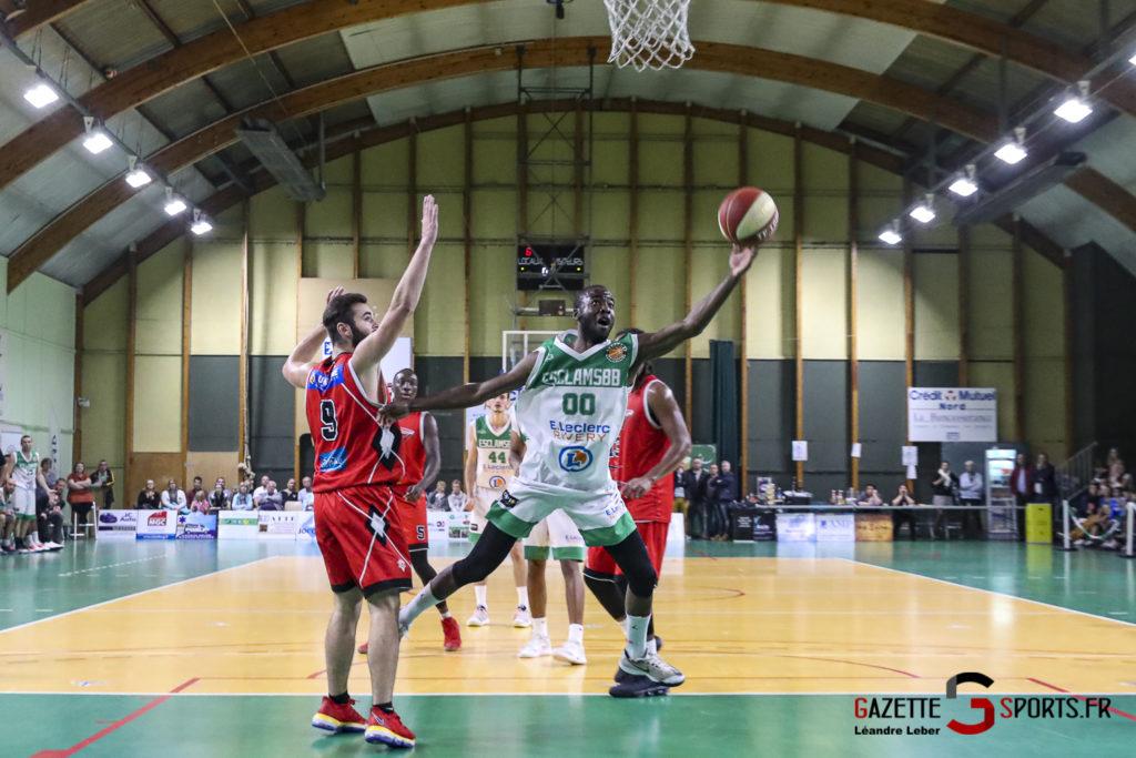 Basket Esclams Longueau Vs Juvisy 0068 Leandre Leber Gazettesports