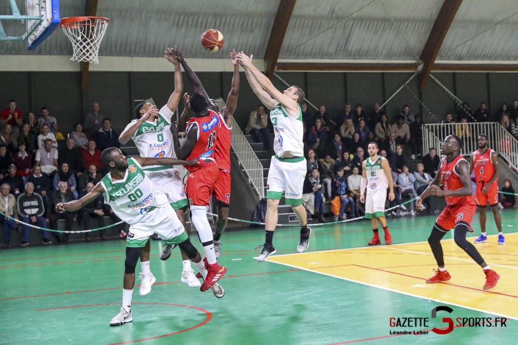 Basket Esclams Longueau Vs Juvisy 0071 Leandre Leber Gazettesports