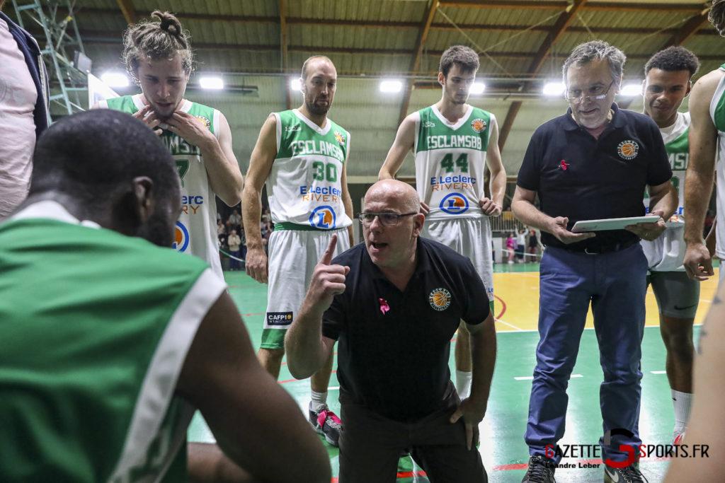 Basket Esclams Longueau Vs Juvisy 0072 Leandre Leber Gazettesports