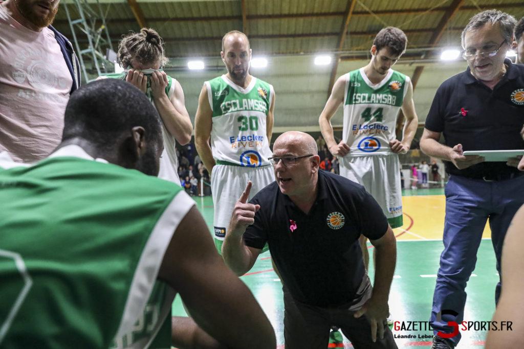 Basket Esclams Longueau Vs Juvisy 0073 Leandre Leber Gazettesports