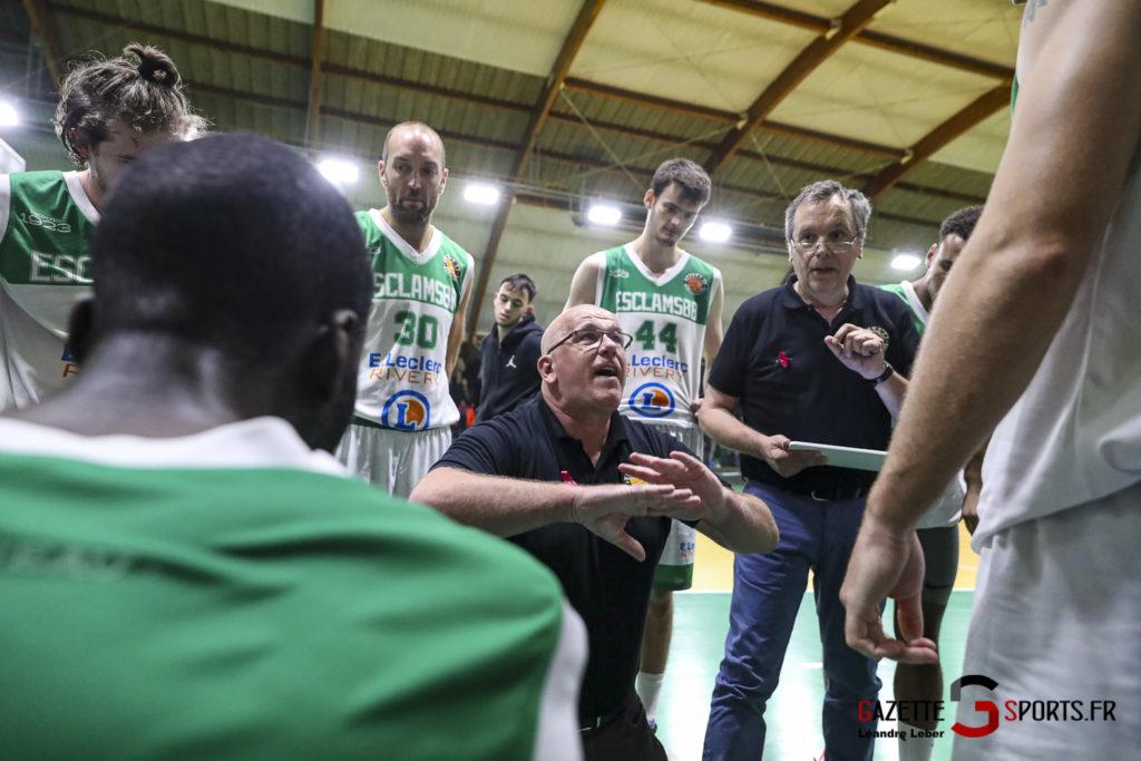 Basket Esclams Longueau Vs Juvisy 0074 Leandre Leber Gazettesports