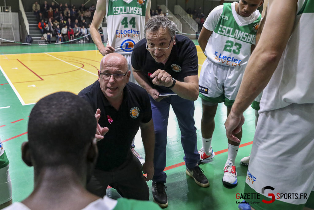 Basket Esclams Longueau Vs Juvisy 0076 Leandre Leber Gazettesports