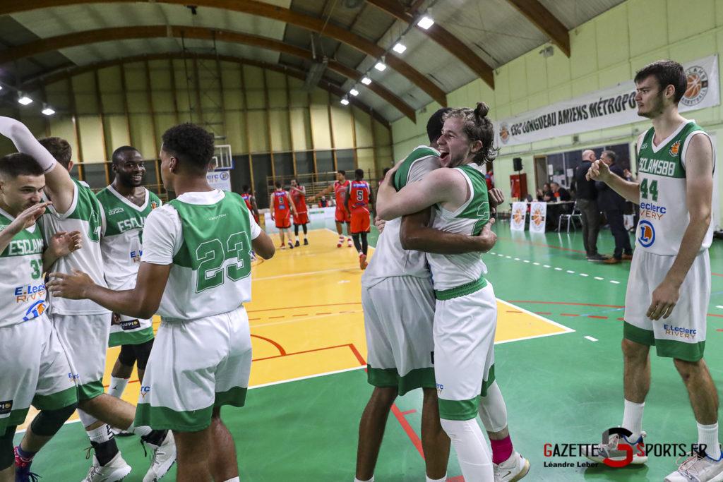 Basket Esclams Longueau Vs Juvisy 0077 Leandre Leber Gazettesports