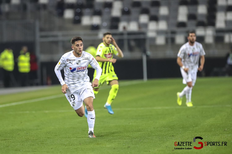 Football Coupe Amiens Sc Vs Angers Cornette 0002 Leandre Leber Gazettesports