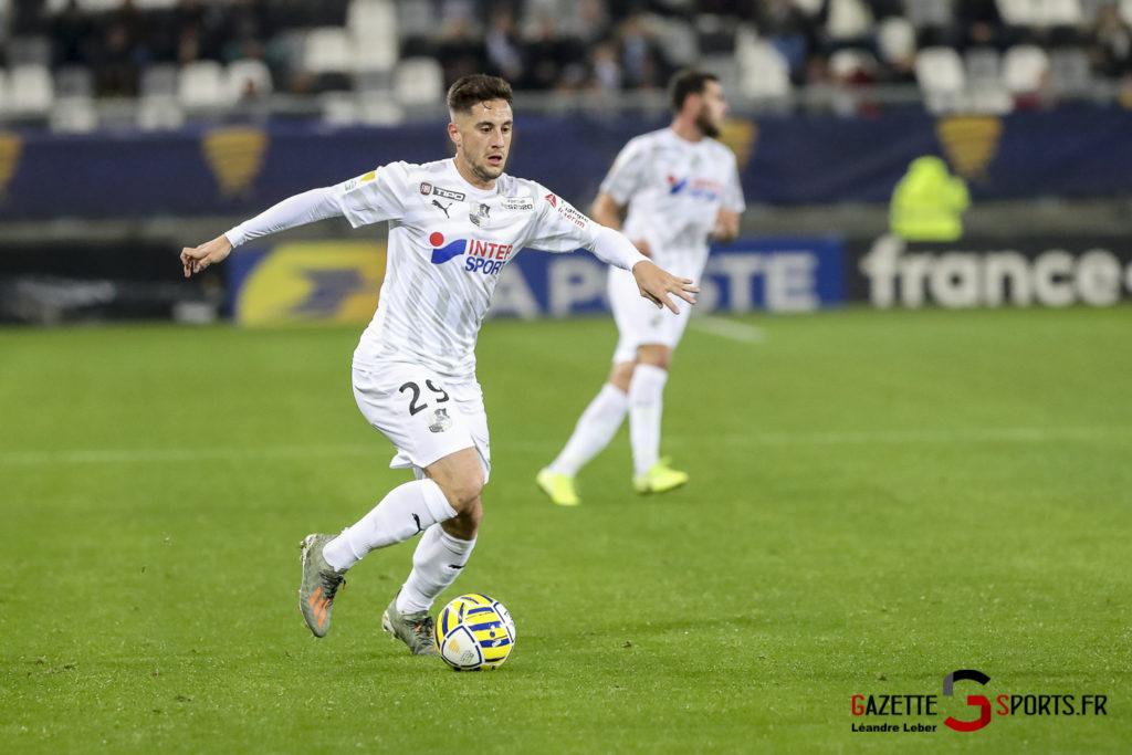 Football Coupe Amiens Sc Vs Angers Cornette 0003 Leandre Leber Gazettesports