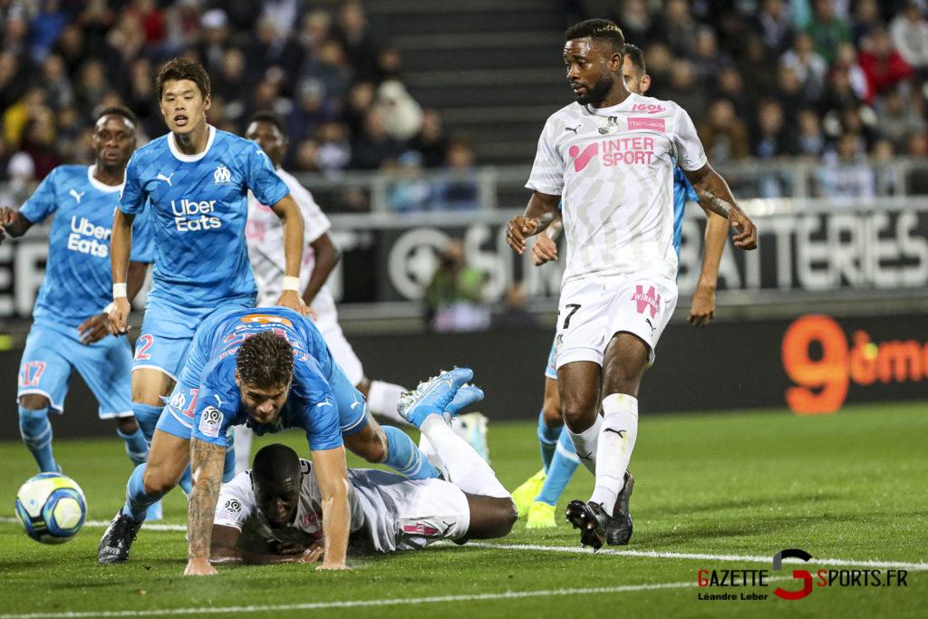 Football Ligue 1 Amiens Sc Vs Marseille 0027 Leandre Leber Gazettesports