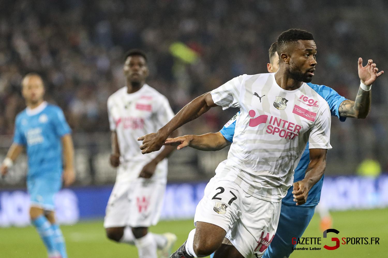 Football Ligue 1 Amiens Sc Vs Marseille 0036 Leandre Leber Gazettesports