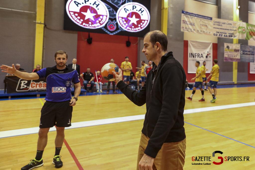 Handball Aph Vs Sarrebourg 0002 Leandre Leber Gazettesports