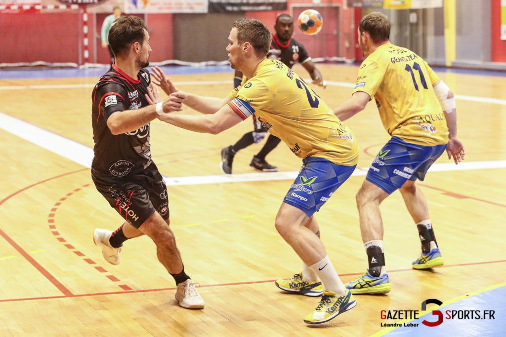 Handball Aph Vs Sarrebourg 0003 Leandre Leber Gazettesports