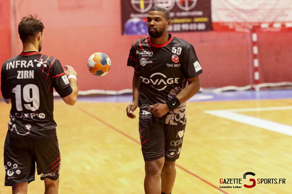 Handball Aph Vs Sarrebourg 0004 Leandre Leber Gazettesports