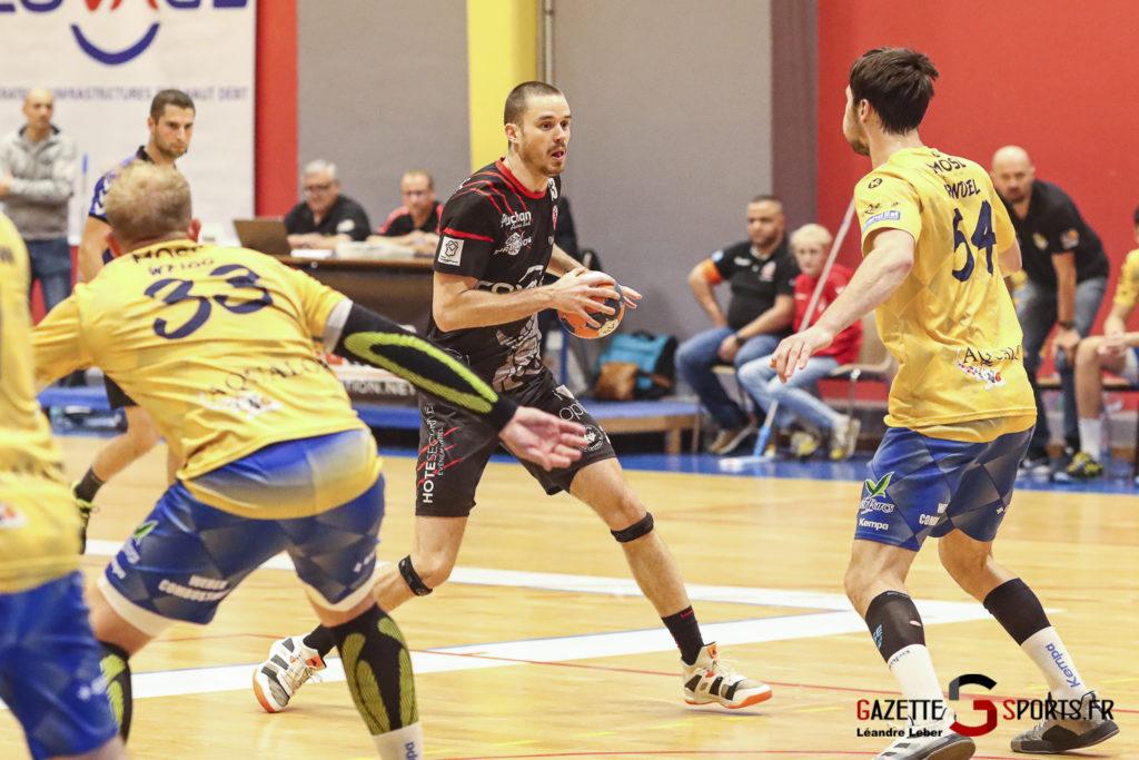 Handball Aph Vs Sarrebourg 0005 Leandre Leber Gazettesports
