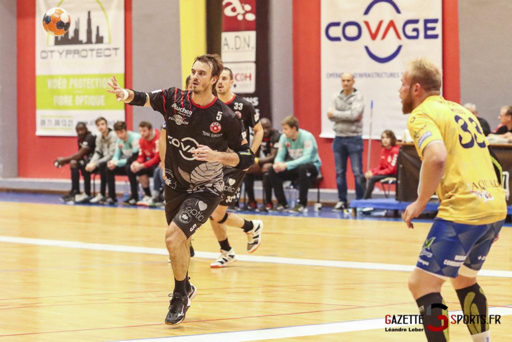 Handball Aph Vs Sarrebourg 0007 Leandre Leber Gazettesports