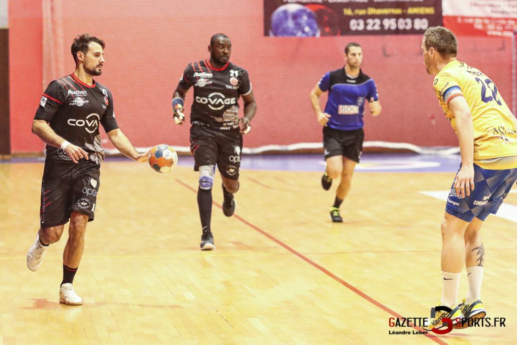 Handball Aph Vs Sarrebourg 0008 Leandre Leber Gazettesports