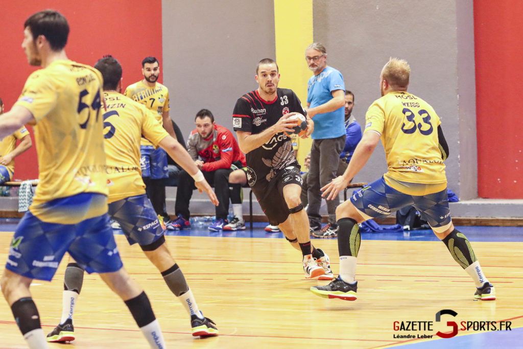 Handball Aph Vs Sarrebourg 0009 Leandre Leber Gazettesports