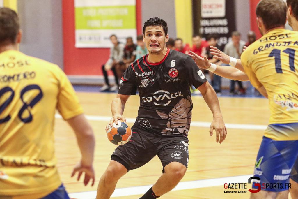 Handball Aph Vs Sarrebourg 0010 Leandre Leber Gazettesports