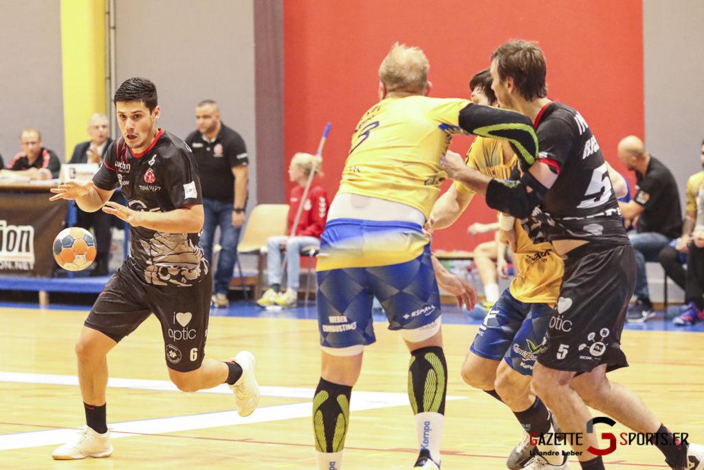Handball Aph Vs Sarrebourg 0011 Leandre Leber Gazettesports