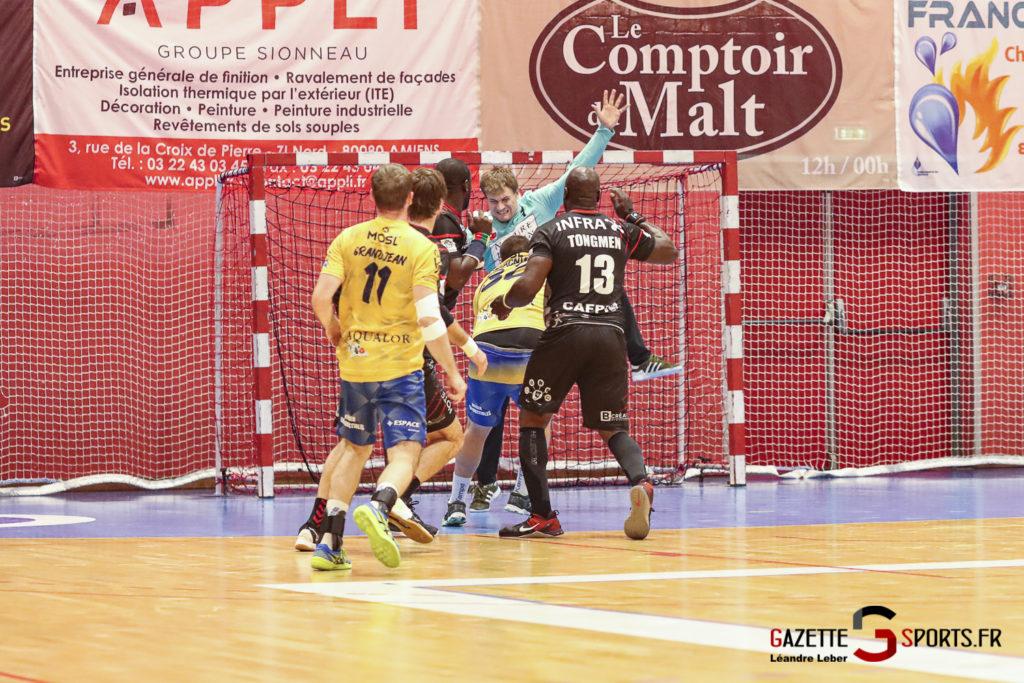 Handball Aph Vs Sarrebourg 0014 Leandre Leber Gazettesports