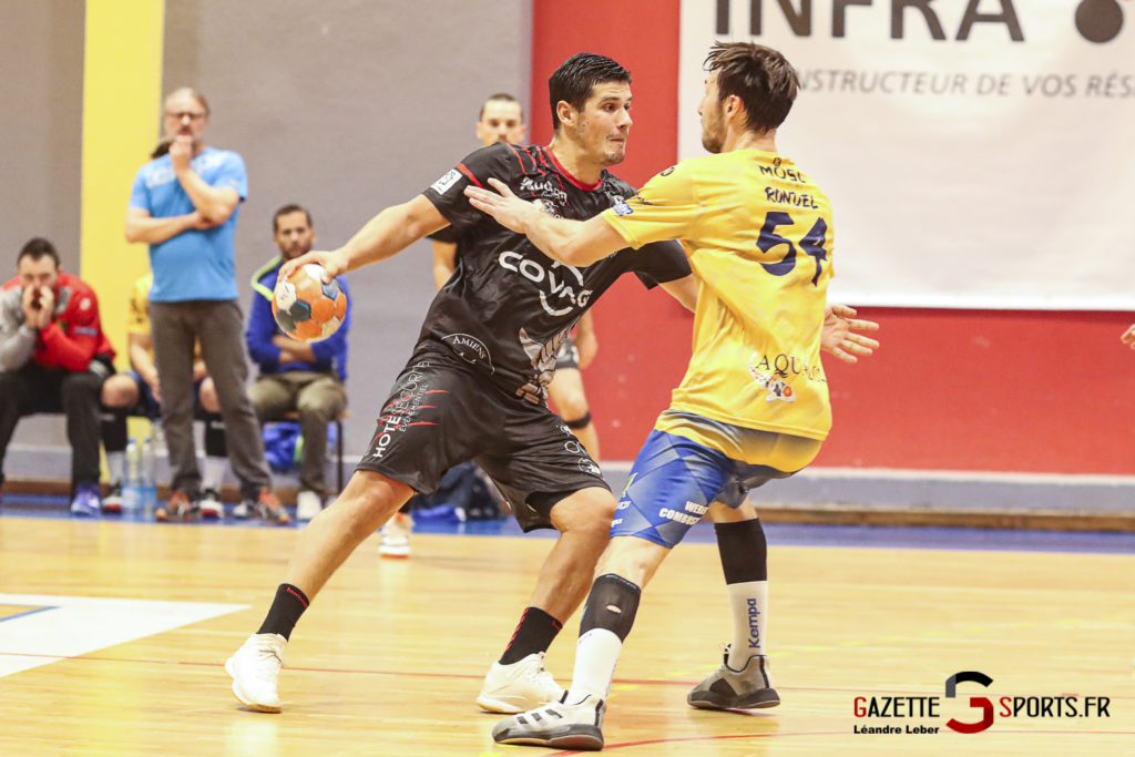 Handball Aph Vs Sarrebourg 0015 Leandre Leber Gazettesports