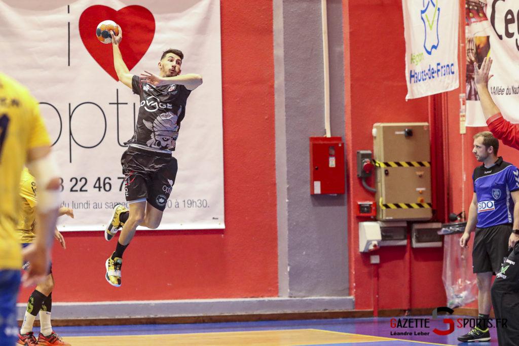 Handball Aph Vs Sarrebourg 0016 Leandre Leber Gazettesports