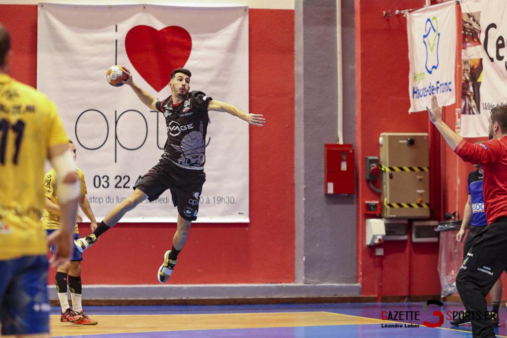 Handball Aph Vs Sarrebourg 0017 Leandre Leber Gazettesports