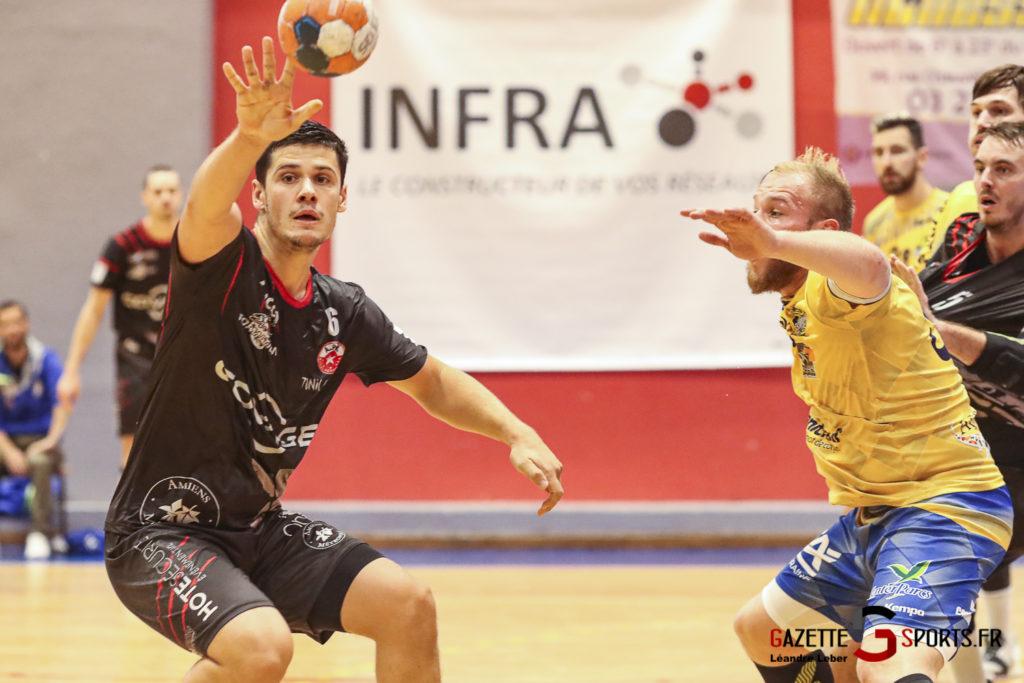 Handball Aph Vs Sarrebourg 0019 Leandre Leber Gazettesports
