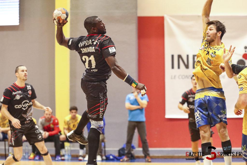 Handball Aph Vs Sarrebourg 0020 Leandre Leber Gazettesports